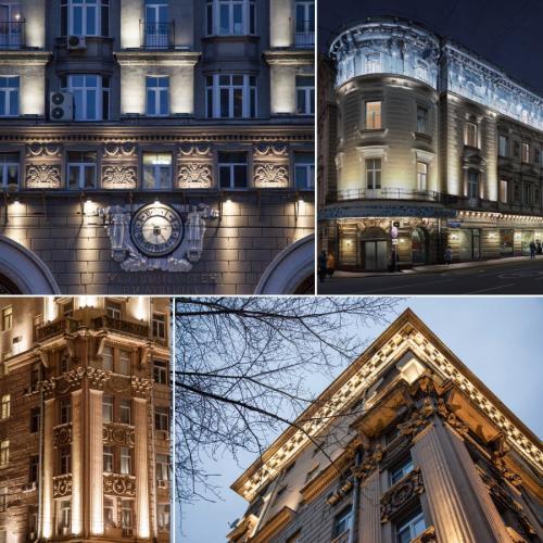 Архитектурно-художественная подсветка